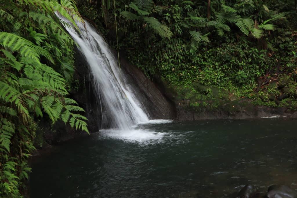 La cascade aux Ecrevisses